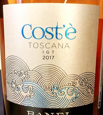 Отзыв о вине Banfi Caste rosato Toscana 2017
