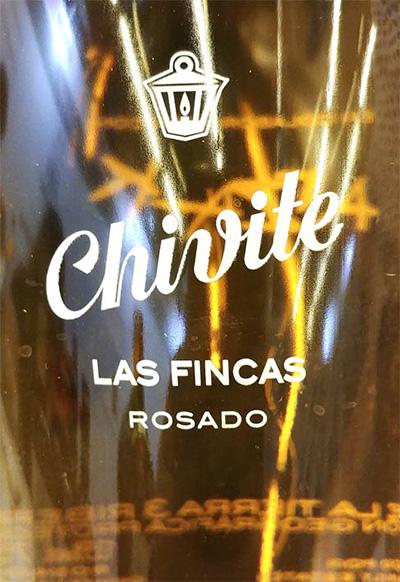 Отзыв о вине Bodegas Chivite Las Fincas rosado 2017