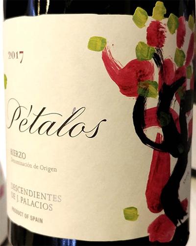 Отзыв о вине Descendientes de J.Palacios Petalos Bierzo 2017
