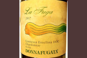 Отзыв о вине Donna Fugata La Fuga Chardonnay Sicilia 2017