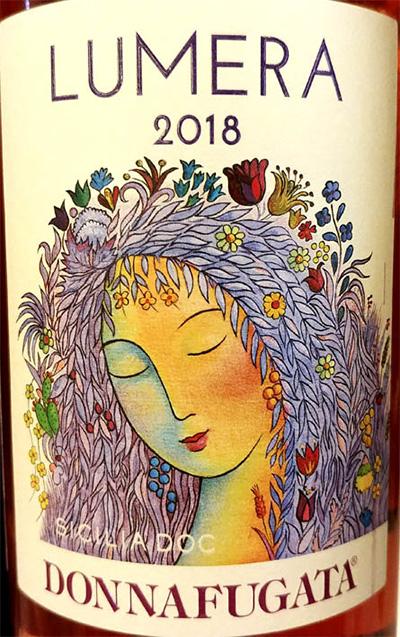 Отзыв о вине Donna Fugata Lumera Sicilia 2018