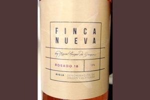 Отзыв о вине Finca Nueva rosado Rioja 2018