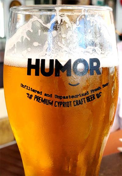 Отзыв о пиве Humor pilsner