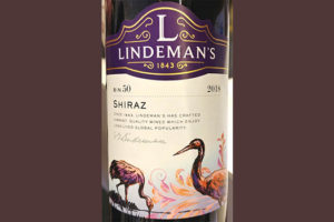 Отзыв о вине Lindeman's Shiraz Bin 50 2018