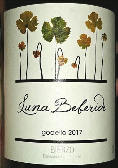 Отзыв о вине Luna Beberide Godello Bierzo 2017