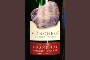 Отзыв о вине Monchhof Grand Lay Riesling trocken 2016