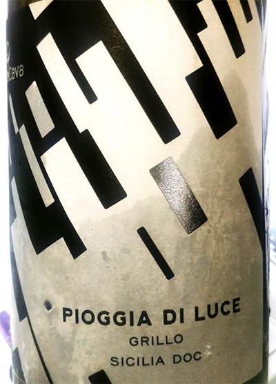 Отзыв о вине PietraCava Pioggia di Luce Grillo Sicilia 2017