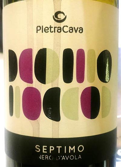 Отзыв о вине PietraCava Septimo Nero d'Avola 2016