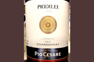 Отзыв о вине Pio Cesare Piodilei Chardonnay Langhe 2016