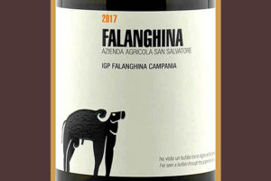 Отзыв о вине San Salvatore Falanghina Campania 2017