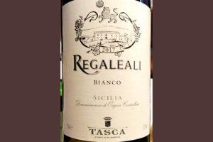 Отзыв о вине Tasca Regaleali bianco Sicilia 2017