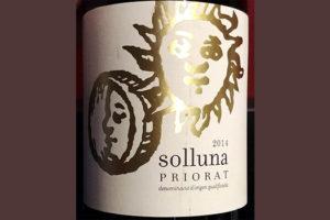 Отзыв о вине Bellmunt del Priorat Solluna 2014
