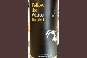 Отзыв о вине Bodega San Grigorio Follow the White Rabbit Macabeo 2018