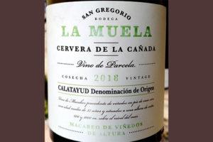 Отзыв о вине Bodega San Grigorio La Muela Macabeo de Vinedos de Altura cosecha 2018