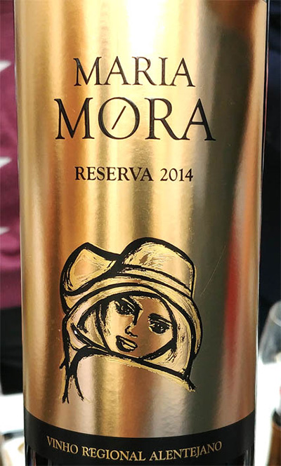 Отзыв о вине Carlos Lucas Maria Mora Reserva tinto 2014