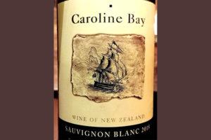 Отзыв о вине Caroline Bay Sauvignon Blanc New Zealand 2018