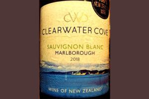 Отзыв о вине Clearwater Cove Sauvignon Blanc Marlborough New Zealand 2018