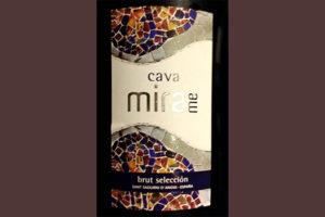 Отзыв об игристом вине Mirame Cava brut seleccion