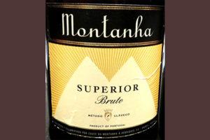 Отзыв об игристом вине Montanha Grande Cuvee bruto Baga Bairrada 2015