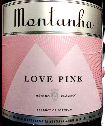 Отзыв об игристом вине Montanha Love Pink metodo classico