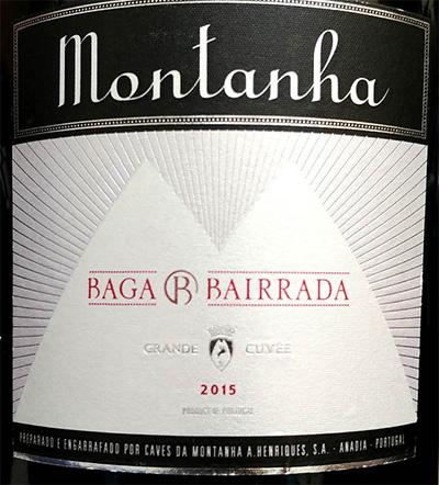 Отзыв об игристом вине Montanha Superior bruto metodo classico