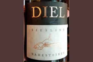 Отзыв о вине Nahesteiner Diel Riesling 2016