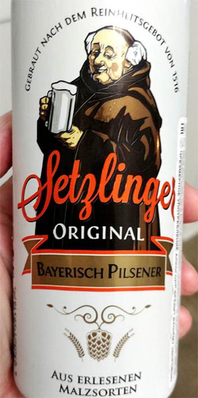 Отзыв о пиве Zetlinger original Bayerisch Pilsener