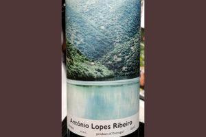 Отзыв о вине Antonio Lopes Ribeiro tinto 2015