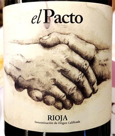 Отзыв о вине Bodega Classica El Pacto Rioja 2016