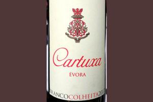 Отзыв о вине Cartuxa Evora branco Colheita 2017