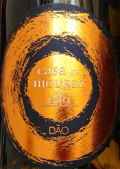 Отзыв о вине Casa de Mouraz Elfa Dao tinto 2015