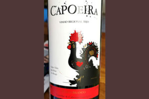 Отзыв о вине Casal Branco Capoeira Castelao & Cabernet Sauvignon 2015