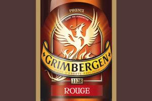 Отзыв о пиве Grimbergen Rouge