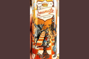 Отзыв о пиве Grossmeister Premium Beer