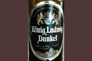 Отзыв о пиве Konig Ludwig dunkel