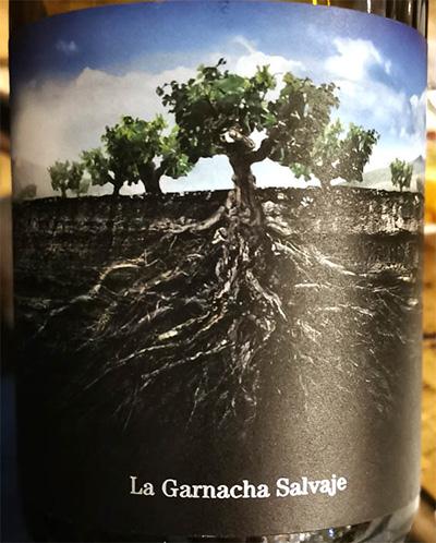 Отзыв о вине La Garnacha Salvaje de Moncajo 2016