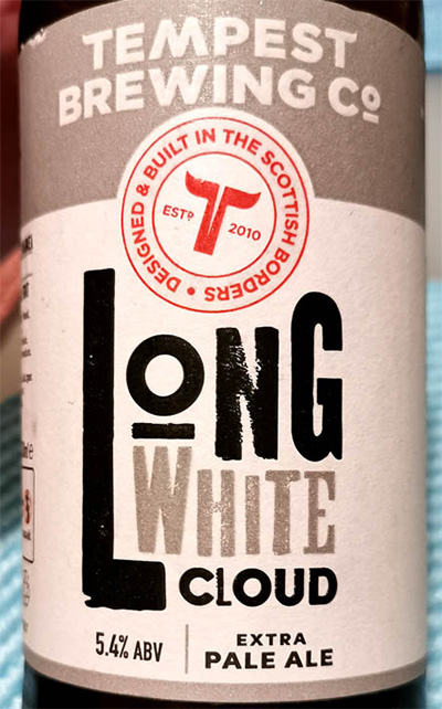 Отзыв о пиве Long White Cloud Extra Pale Ale