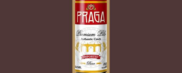 Отзыв о пиве Praga Premium Pils beer