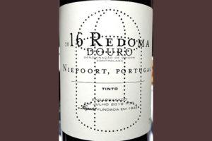 Отзыв о вине Redoma Douro Nieport Portugal tinto 2016