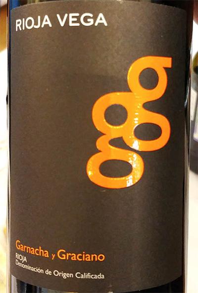 Отзыв о вине Rioja Vega GG Garnacha y Graciano 2016