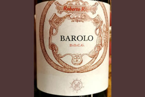 Отзыв о вине Roberto Riga Barolo 2014