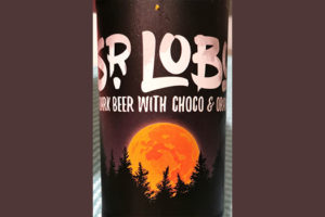 Отзыв о пиве Sr. Lobo Sweet Stout