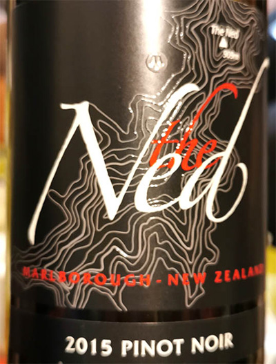 Отзыв о вине The Ned Pinot Noir Marlborough 2015