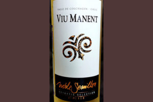 Отзыв о вине Viu Manent Noble Semillon Botrytis selection 2015