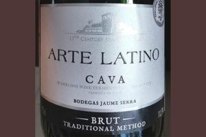 Отзыв об игристом вине Bodegas Jaume Serra Arte Latino Cava brut
