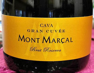 Отзыв об игристом вине Cava Gran Cuvee Mont Marcal brut reserva