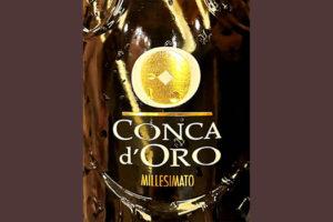 Отзыв об игристом вине Fattoria Conca d'Oro Conegliano Valdobiadene Prosecco Superiore Millisimato Extra Dry