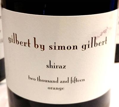 Отзыв о вине Gilbert by Gilbert Shiraz Orange 2015