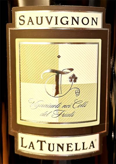 Отзыв о вине La Tunella Sauvignon 2016
