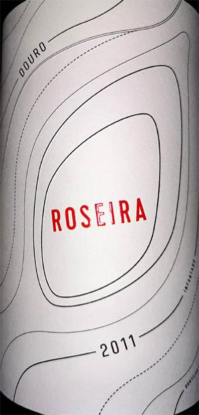Отзыв о вине Roseira Douro vinho tinto 2011